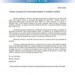 Fonduri europene prin intermediul Aquatim în Jimbolia și Gottlob