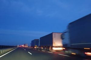 Valori de trafic crescute pentru automarfare, la graniţa cu Ungaria
