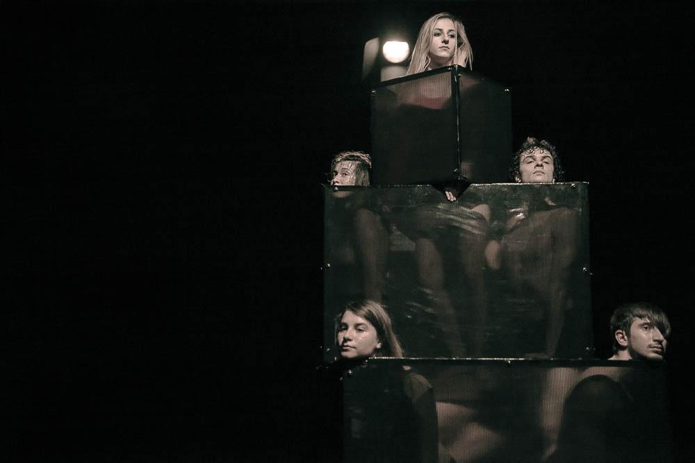 """Timișoara devine casă pentru dansul contemporan. Unfold Motion caută tineri designeri și arhitecți pentru """"Je suis Giselle"""""""