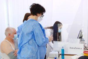 Peste 1.300 de vaccinuri administrate în ultimele 24 de ore, în Timiș