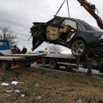 Accident mortal pe DN 69 la ieșire din orașul Arad