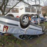 Accident rutier la Lugoj
