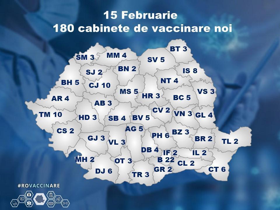 În Timiș vom avea 10 cabinete pentru vaccinarea cu serul de la AstraZeneca