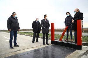 CJ Timiș și Inspectoratul de Poliție vor acționa coordonat în problema depășirii tonajului pe drumurile județene