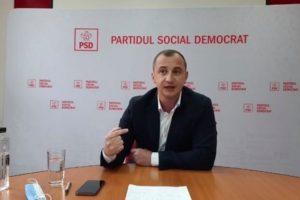 """Liderul PSD Timiș, Alfred Simonis: """"Adresez o invitație parlamentarilor de Timiș pentru a discuta ce amendamente să facem pentru a le susține în Parlament"""""""