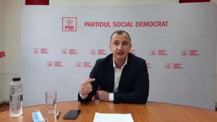 """PSD Timiș: Ultima """"hoție"""" a Guvernului PNL"""