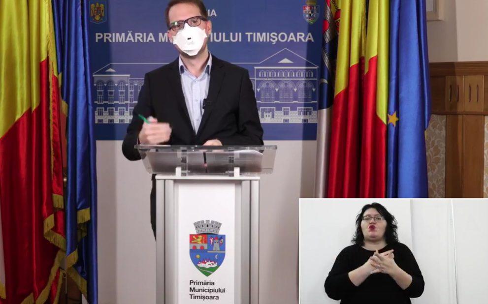 """Primarul Fritz: """"Au fost numiți reprezentanții primarului în Consilii de administrație ale școlilor publice"""""""