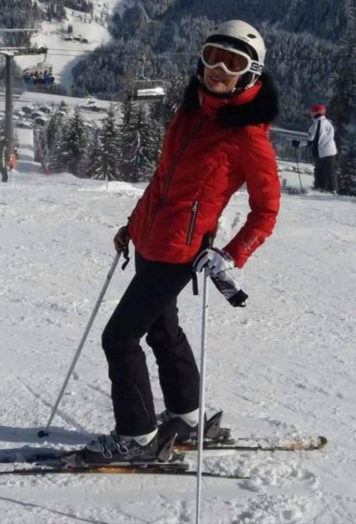Liliana Oneț a ieșit din spital, după accidentul suferit la schi