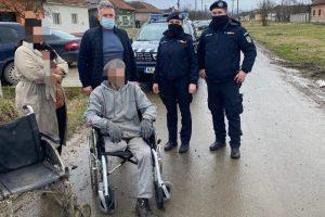Gest emoționant al jandarmilor din Lugoj