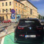 S-a încheiat licitația pentru realizarea stațiilor de încărcare a vehiculelor electrice