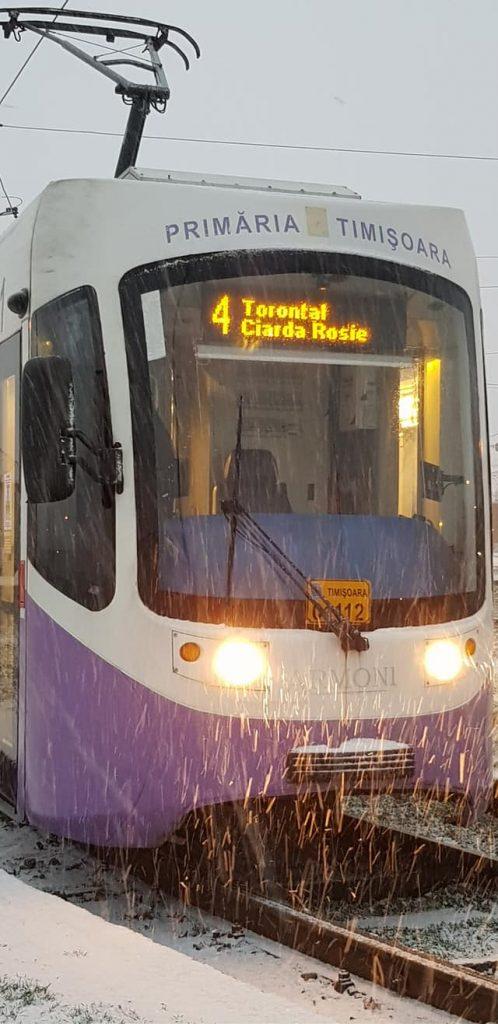 Modificări pe liniile de tramvai 4, 8 și 9