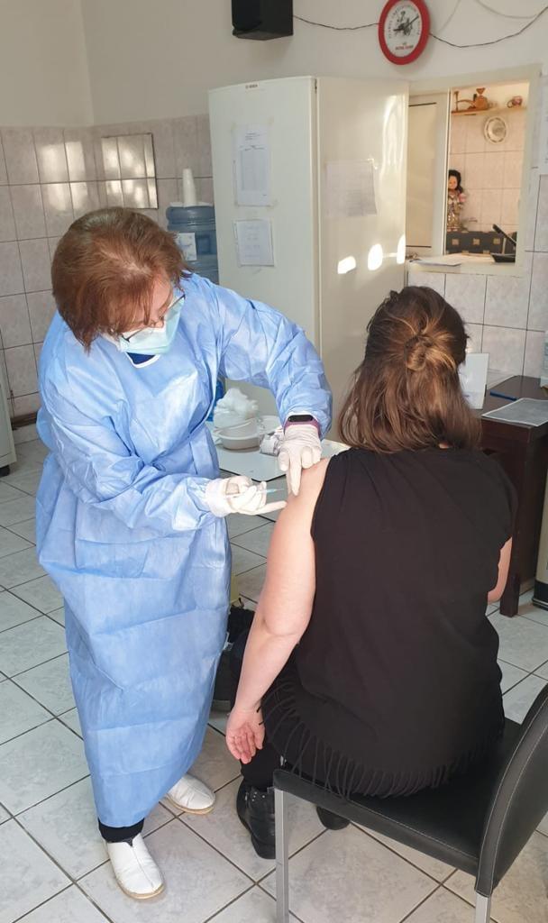 Imunizare fără programare, cu cartea de identitate, la Maratonul Vaccinării de la CRAFT