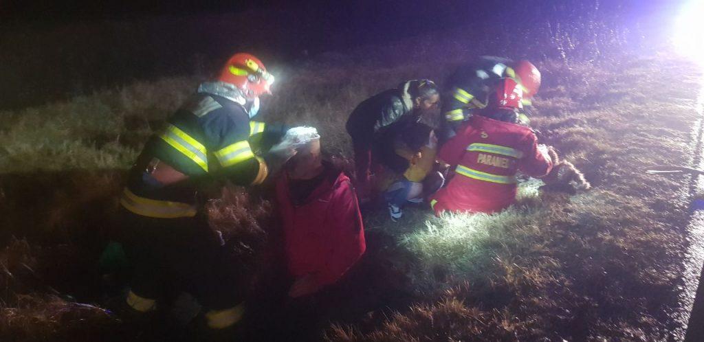 Accident la Sânnicolau Mare! Fată de 14 ani încarcerată