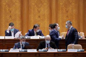 Bugetul național pe 2021 a fost votat