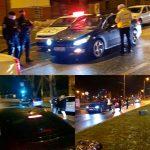 Acțiune de amploare a polițiștilor timișeni / VIDEO