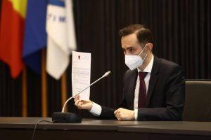 """Alin Nica: """"Mi-a fost trimis răspunsul prefectului municipiului București la întrebarea de ce nu intră capitala în carantină"""""""