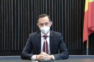 Alin Nica, președintele CJ Timiș, adresă către ministrul Sănătății