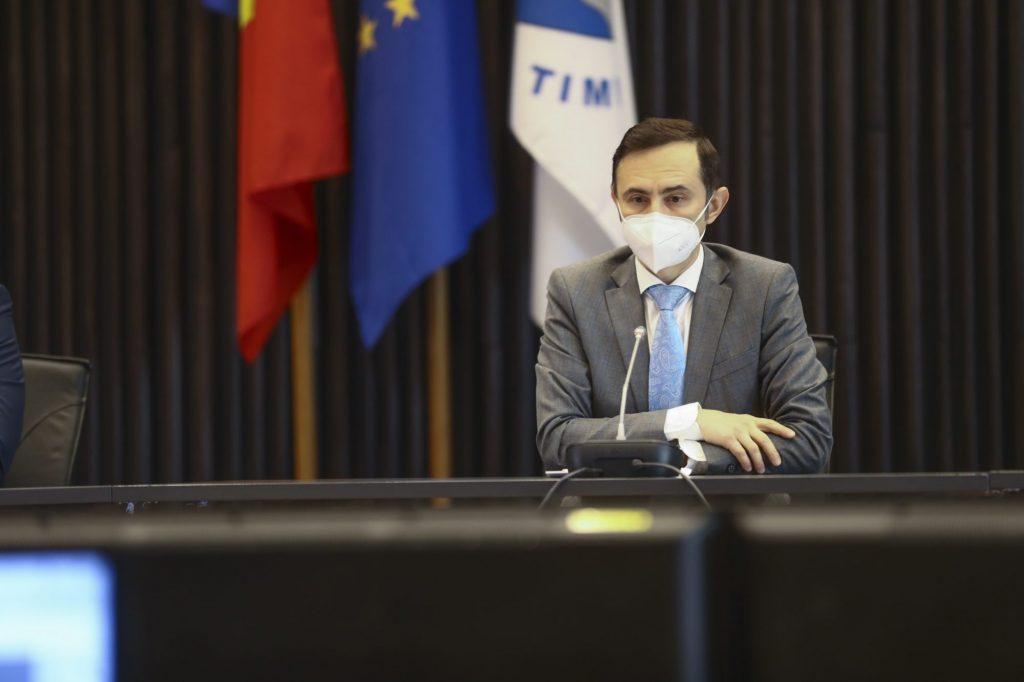 Președintele CJ Timiș solicită ridicarea restricțiilor pentru școli, sectorul HoReCa și activitățile sportive, indiferent de rata de incidență COVID-19