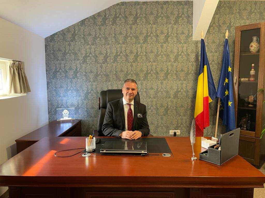 Deputatul PNL, Ben Oni Ardelean și-a deschis cabinet parlamentar în comuna Giroc