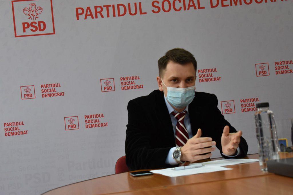 """Adrian Cionca, prim-vicepreședinte PSD Timiș: """"Consilierii noștri locali vor depune un proiect în vederea solicitării amânării, dacă nu scutirii de impozite pe clădiri în 2021"""""""