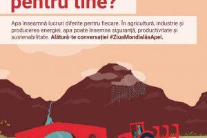 Acțiuni de ecologizare în Timiș și Caraș-Severin, cu prilejul Zilei Mondiale a Apei