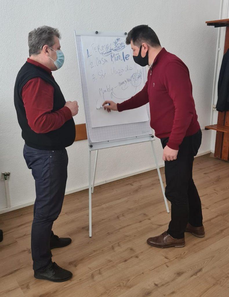 Viceprimarul Cosmin Tabără își mărește echipa de consilieri personali