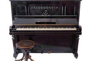 Cel mai valoros pian scos la licitație
