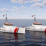 Două nave vor intra în dotarea Poliţiei de Frontieră Române