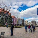 Rata de infectare cu Covid-19 în Timiș și Timișoara