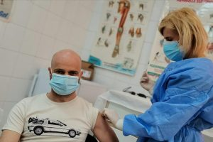 Crește capacitatea de imunizare anti-covid la Timișoara
