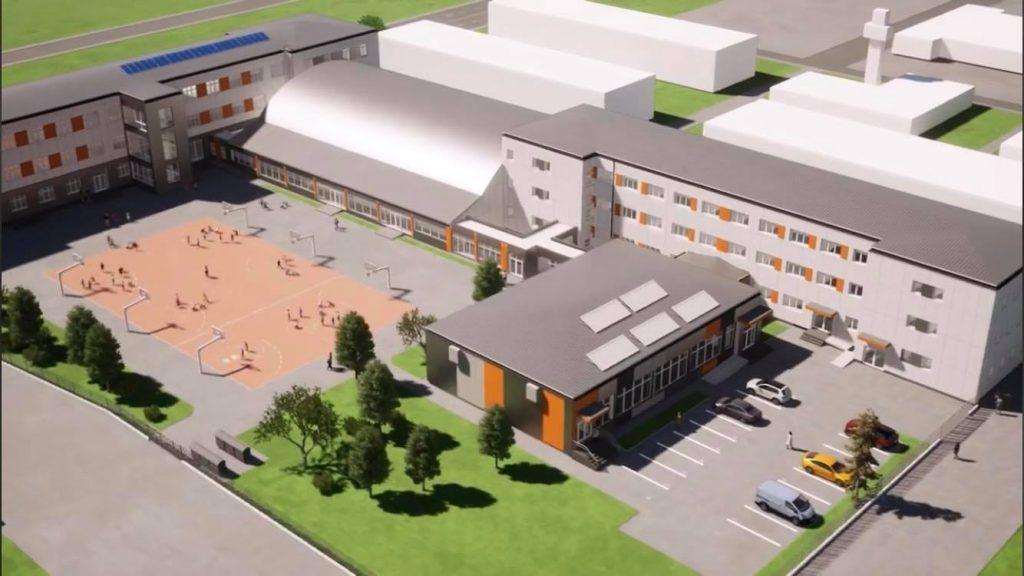 Primăria Giroc caută constructor în cadrul unui proiect de extindere a școlii generale