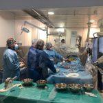 Zece pacienți operați pe cord deschis, la Institutul de Boli Cardiovasculare Timișoara