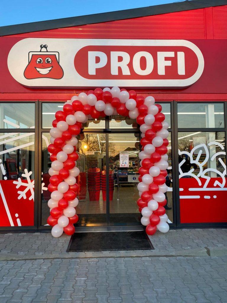 Atragerea de investiții mari private, prinde contur în Șag! A fost inaugurat un mare magazin