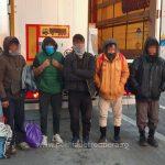 Migranți depistaţi ascunşi în automarfare, la vama Nădlac II