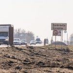 Stadiul lucrării de modernizare a drumului județean care face legătura între Timișoara și Autostrada A1, prin Dumbrăvița
