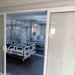 Zece noi paturi de terapie intensivă pe Stadionul CFR, investiţie a Ministerului Apărării
