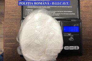 Tânăr cercetat pentru trafic de droguri de mare risc