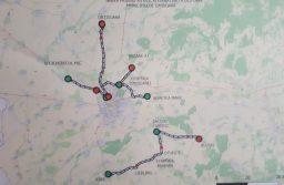Variante de tranzitare a zonelor carantinate din Timiș