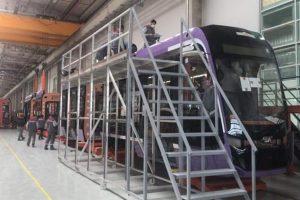 Noul tramvai al Timișoarei a intrat în testări europene