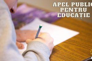 Parlamentarii PNL Timiș fac apel pentru educație
