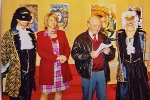 """Consilierul local Daniela Mariș, de Ziua Mondială a Artei: """"Arta este creativitate, imaginație, e despre frumos, sentimente, stări, talent, viziune"""""""