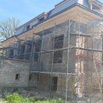 Stadiul lucrărilor de reabilitare a Casei Muhle