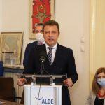 ALDE are un nou președinte. Daniel Olteanu, în locul lui Tăriceanu
