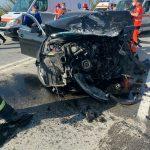 O femeie în comă, doi adulți și un copil la spital în urma unui accident ce a avut loc la Șag