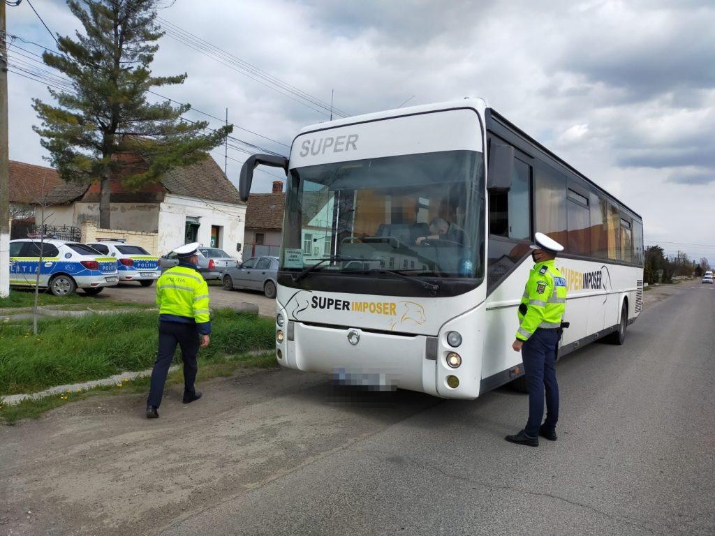 Masca, la control! Poliția continuă verificările în Timiș