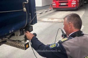 Traficul rutier prin punctul de frontieră Djerdap I (Serbia) – Porţile de Fier, suspendat pe timpul nopții
