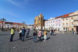 """Nica: """"Timișoara riscă să piardă titlul de Capitală Europeană a Culturii și nu e doar un joc de cuvinte, este chiar o amenințare serioasă"""""""