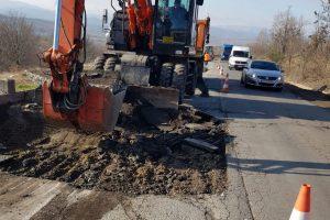 Atenție, șoferi! Se va lucra și sâmbătă pe drumul Margina – Coșevița