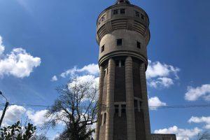 Turnul de Apă din Iosefin, reabilitat cu lift interior. Va avea cafenea și gradene