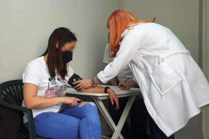 Peste 800 de persoane vaccinate în primele două zile ale maratonului de vaccinare la Timișoara